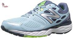 New Balance NBW680LF3, Entraînement de course femme, Bleu (Bleue Green), 41 - Chaussures new balance (*Partner-Link)