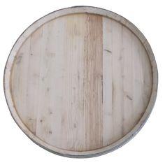 2138 - 055/I Fondo botte nuovo da 75/78 cm di diametro, grezzo