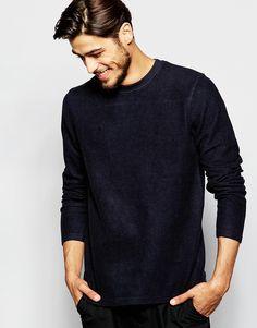 Image 1 ofADPT Reverse Fleece Sweatshirt