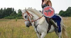 Viking festival in the Kaliningrad Area