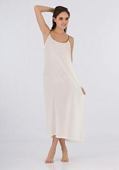 Contra Max Silk Nightgown - S558