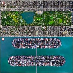 Daily Overview of perfect pictures from around the world via satellite