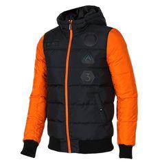 ADIDAS NEO BLACK ORANGE DOWN JACKET AZ4636 Adidas Neo, Winter Jackets, Orange, Black, Fashion, Winter Coats, Moda, Winter Vest Outfits, Black People