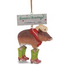 This Javelina Sculpture Is A Total Blast For Anyone Who S