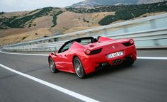 Ferrari Spider Wallpapers Wallpaper