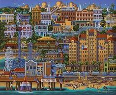 Galveston, Texas United States Jigsaw Puzzle