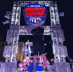 Joe Moravsky, also known as the Weather Warrior, recently moved to town and is competing in the American Ninja Warrior competition for his fifth year. America Ninja Warrior, Sending Prayers, New Baby Boys, Journal Prompts, Champs, St Louis, Awesome, Amazing, Fitspo