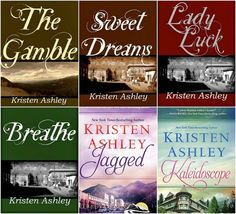 Mountain Men Series by Kristen Ashley*
