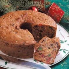 Not all fruitcake is a doorstop in disguise! This recipe takes fruit cake to a whole new level.  This is the only fruitcake I will eat. My stepmom gave me this recipe. She has been giving this to me for Christmas for 25 years. Even if you hate fruitcake you have to try this Applesauce Fruitcake. What more can you ask for? Dried fruit, nuts, it is better than stollen! Oh, did I mention there is rum? Enjoy! #fruit # nuts #rum #christmas