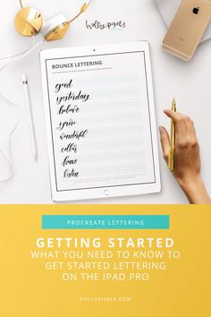 holly-pixels-tools-for-getting-started-with-ipad-lettering-pinterest