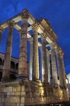 #Merida #Extremadura Templo de Diana