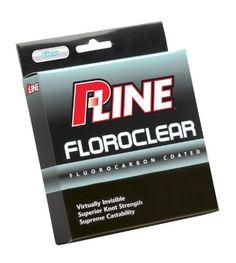 P-Line Floroclear Clear Fishing Line (Filler Spool) - http://bassfishingmaniacs.com/?product=p-line-floroclear-clear-fishing-line-filler-spool