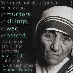 "Blessed Mother Teresa ""Humility List"" posted 7202015 on"
