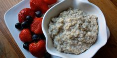 Do you love steel-cut oatmeal, but not how long it takes to cook? This overnight recipe makes it quick and easy! Get the recipe.