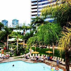 Who's planning a vacation (or a staycation!) in #SanDiego this #summer? #marriottmarquissd
