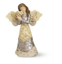 Elements Love You Grandma Angel Figurine by Pavilion, Holding Heart, 5-1/2-Inch Elements,http://www.amazon.com/dp/B007VXJW2Q/ref=cm_sw_r_pi_dp_9mRctb1AGNHYVMWP