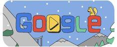 Χειμερινοί Αγώνες Doodle - Ημέρα 12! ❄️ #GoogleDoodle