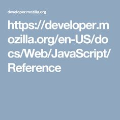 Resources for individuals learning JavaScript.