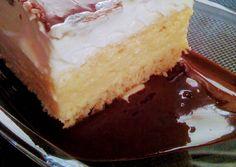 Greek Pastries, Greek Desserts, Vanilla Cake, Sweet Recipes, Cheesecake, Sweets, Food, Good Stocking Stuffers, Cheese Cakes