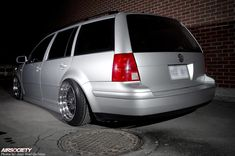 passat wagon low | ... MK4 Jetta Wagon to make sure our juices were still flowing properly