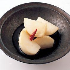 サラダ感覚で食べられる! 箸休めにぴったりのかぶの漬物5選 - レタスクラブニュース