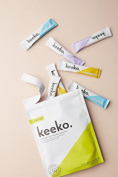 oil pulling packets // (affiliate)