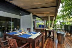 In-suite Terrace Barbecue at Evason Hua Hin, Thailand. http://www.sixsenses.com/evason-resorts/hua-hin/accommodation/rooms-and-suites