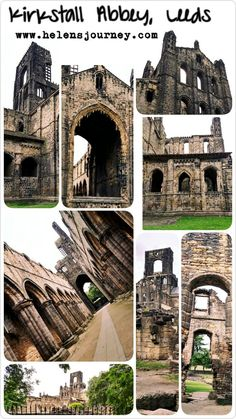 Kirkstall Abbey – A free day out in Leeds any time of the year, surrounded by beauty, history and fun for all ages and abilities. England Ireland, England Uk, Leeds England, Yorkshire England, Places To Travel, Places To Visit, Family Travel, Travel Uk, Travel Advice