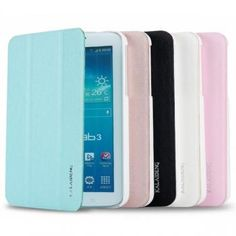 Ultra-slim Folio PU Leather Case For Samsung Galaxy Tab 3 7.0 P3200