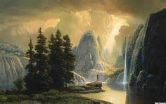 paysage fantastique - Bing Images