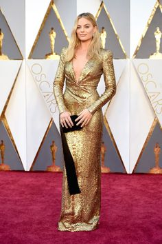 Who will be remembered for theirred carpet turn?
