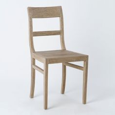 Preserved Teak Dining Chair in Outdoor Living FURNITURE Shop by Collection Preserved Teak at Terrain $198