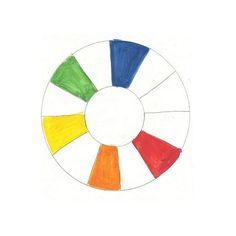 Color Power:  a lesson plan for third grade art