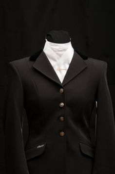 Dressage stock tie from SVLUX equestrian sportswear.