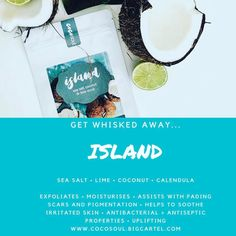 """46 Likes, 6 Comments - COCO SOUL 🌴 (@cocosoul_tanandbody) on Instagram: """"Take me away Island and give me soft, smoothe skin while you're at it 🌴💙👌🏼#tuesdaynightscrubchoice"""""""