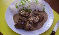 DRŮBEŽÍ JÁTRA - pokaždé jinak Korn, Grains, Rice, Beef, Meat, Ox, Ground Beef, Jim Rice, Steaks
