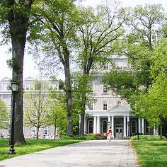 Swarthmore College | 41 Scenic College Campuses That Were Made For Instagram