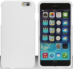 """myLife Picket Fence White {Compact Slim Secure Fit} 2 Piece Snap-On Rubberized Protective Faceplate Case for the NEW iPhone 6 (6G) 6th Generation Phone by Apple, 4.7"""" Screen Version """"All Ports Accessible"""" myLife Brand Products http://www.amazon.com/dp/B00U0H8BNQ/ref=cm_sw_r_pi_dp_7Zgfvb15SJSPV"""