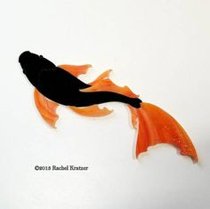 Create your own mosaic koi pond with my pre cut stained glass items. Ready for use. Handmade, original designs by Rachel Kratzer