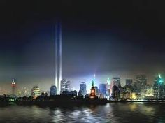 Sep 11 - in two planes crashed into the World Trade Center in New York City. We will never forget ♥ Twin Towers Memorial, New York Landmarks, World Watch, Nyc Skyline, I Love Ny, City That Never Sleeps, World Trade Center, City Lights, Places To See
