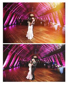 #firstdance #barnwedding Photo courtesy of Monika Broz Photography