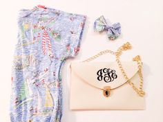 Lilly Pulitzer and monograms