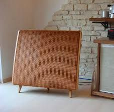 The Quad ESL-57 Electrostatic. Introduced in 1957 and, as far I know, still made today.