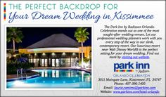 The Park Inn by Radisson Orlando-Celebration stands out as one of the most sought-after wedding venues.