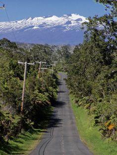 Volcano Village, Hawaii