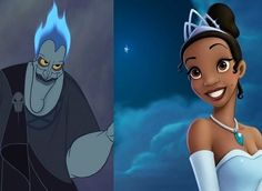 What Role Would You Play In A Disney Movie? I got Princess!