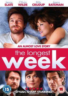 The Longest Week #Review #comedy #movie #film #jasonbateman #oliviawilde #billycrudup #jennyslate