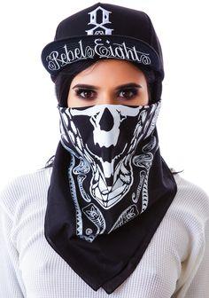 Cobra Skulls Bandana | Dolls Kill