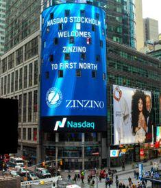 BIG step for us all! :D Zinzino - NASDAQ OMX NORDIC