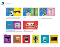 Storyboard - VT institucional Arthur Eletromóveis